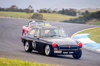 3 Mark Dilger MGB GT 1972 Regularity Marque Sportscars & Invited Group 3 - Saturday-4