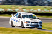 Improved Production 31 Tony Warren Mitsubishi Evo 7 - Super Series - Rnd 5 - 7th Sep 2014-2