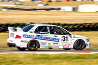 Improved Production 31 Tony Warren Mitsubishi Evo 7 - Super Series - Rnd 5 - 7th Sep 2014-6