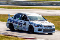 Improved Production 31 Tony Warren Mitsubishi Evo 7 - Super Series - Rnd 5 - 7th Sep 2014-11