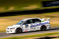 Improved Production 31 Tony Warren Mitsubishi Evo 7 - Super Series - Rnd 5 - 7th Sep 2014-16