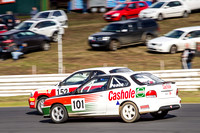 Hyundai 101 Stuart Franklin - Super Series Rnd 4 - 3rd August 2014-9