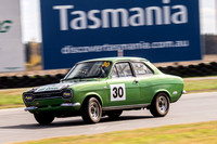 Improved Production 30 Ron Webb Ford Escort - Super Series Round 2 - 19th April 2015 - Symmons Plains-4