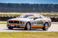 Improved Production 55 David Wrigley Ford Mustang - Super Series Round 2 - 19th April 2015 - Symmons Plains-3