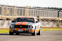 Improved Production 55 David Wrigley Ford Mustang - Super Series Round 2 - 19th April 2015 - Symmons Plains