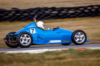 Formula Vee 7 Leon Glover              Elfin Crusader - 4th August 2013 - Symmons Plains-3