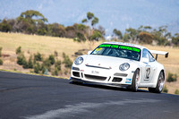 Sports GT 2 Adam Garwood Porsche GT3 RS - Super Series Rnd 3 - Baskerville - 24-05-2015
