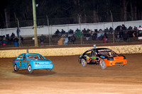 street stock 5 t5 troy russell - 27 - Carrick - 21st March 2015-3
