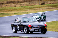 Regularity 3 Mark Dilger MGB GT-5