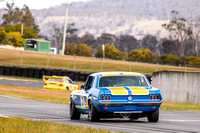 Historic Touring Car 5 John Talbot 68 Ford Mustang - Saturday - 29th August 2015-5