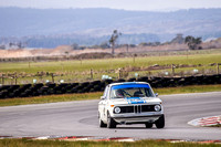 Historic Touring Car 62 Lance Jones 1970 BMW - Saturday - 29th August 2015