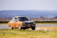 Historic Touring Car 72 Steve Rayner Ford Escort - Saturday - 29th August 2015-2
