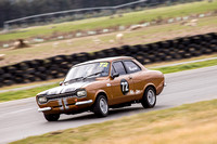 Historic Touring Car 72 Steve Rayner Ford Escort - Saturday - 29th August 2015-3
