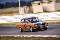 Historic Touring Car 72 Steve Rayner Ford Escort - Saturday - 29th August 2015-5