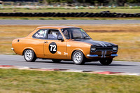 Historic Touring Car 72 Steve Rayner Ford Escort - Saturday - 29th August 2015