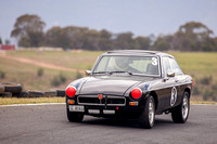 3 Mark Dilger MGB GT 1972 Regularity Marque Sportscars & Invited Group 3 - Saturday-2