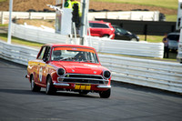 7 Ted Perkins - Lotus Cortina - Group N Under Three Litre - Saturday-6