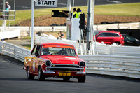 7 Ted Perkins - Lotus Cortina - Group N Under Three Litre - Saturday-4