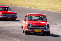 7 Ted Perkins - Lotus Cortina - Group N Under Three Litre - Sunday-3