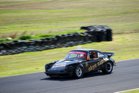 9 Rusty French - Porsche 935 - Muscle Car Cup Over Two Litres - Classic - Saturday