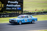 13 Brendan Diprose - XW GTHO Falcon - Muscle Car Cup Over Two Litres - Classic - Saturday-2