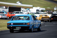 13 Brendan Diprose - XW GTHO Falcon - Muscle Car Cup Over Two Litres - Classic - Saturday-5
