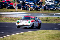 5 Callan Thomas - Mitsubishi Starion - Muscle Car Cup Over Two Litre - Late Classic - Sunday