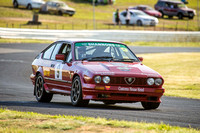 9 Vlad Gala - Alfa Romeo GTV - Muscle Car Cup Over Two Litre - Late Classic - Sunday