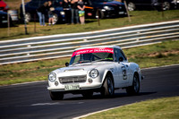 3 Geoff Duggan Datsun 2000 Sports - Muscle Car Cup Under Two Litre - Sunday-2