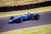 7 Phillip Harris - Brabham BT 23c - Formula Libre & Invited Racing - Saturday-3