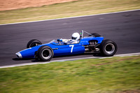 7 Phillip Harris - Brabham BT 23c - Formula Libre & Invited Racing - Saturday-5