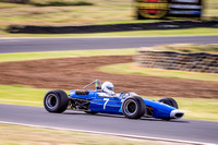 7 Phillip Harris - Brabham BT 23c - Formula Libre & Invited Racing - Saturday-8