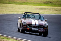 20 Roger Chapman - MGB Roadster - Group S & Invited - Saturday-4