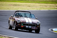20 Roger Chapman - MGB Roadster - Group S & Invited - Saturday-6