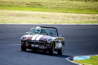 20 Roger Chapman - MGB Roadster - Group S & Invited - Saturday-8