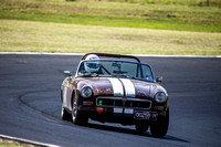 20 Roger Chapman - MGB Roadster - Group S & Invited - Saturday-9
