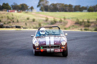 20 Roger Chapman - MGB Roadster - Group S & Invited - Saturday-13