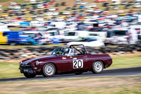 20 Roger Chapman - MGB Roadster - Group S & Invited - Sunday-3