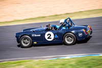 2 Mick Williams MG Midget - Regularity Sports & Racing Cars - Saturday-6