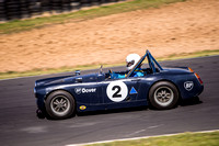 2 Mick Williams MG Midget - Regularity Sports & Racing Cars - Saturday-3