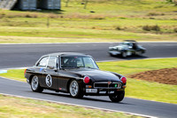 3 Mark Dilger MGB GT 1972 - Regularity Marque Sports Cars & Invited - Saturday-4