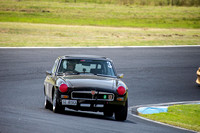 3 Mark Dilger MGB GT 1972 - Regularity Marque Sports Cars & Invited - Saturday-3