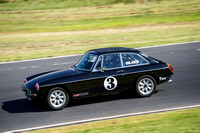 3 Mark Dilger MGB GT 1972 - Regularity Marque Sports Cars & Invited - Saturday-2