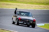 3 Mark Dilger MGB GT 1972 - Regularity Marque Sports Cars & Invited - Saturday-5