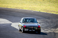 3 Mark Dilger MGB GT 1972 - Regularity Marque Sports Cars & Invited - Sunday