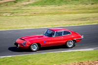 8 Chris Edwards - Jaguar E Type 1962 - Regularity Marque Sports Cars & Invited - Saturday-3