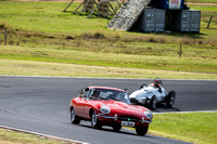 8 Chris Edwards - Jaguar E Type 1962 - Regularity Marque Sports Cars & Invited - Saturday-8