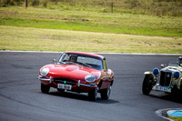 8 Chris Edwards - Jaguar E Type 1962 - Regularity Marque Sports Cars & Invited - Saturday-7