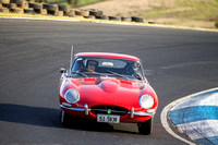 8 Chris Edwards - Jaguar E Type 1962 - Regularity Marque Sports Cars & Invited - Saturday-11