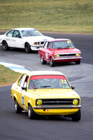 22 Andrew Mitchell Ford Escort MkII Muscle Car Cup Under 2 Litres - Saturday-6